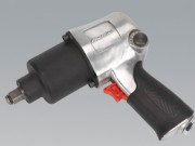 "1/2""Sq Drive Air Impact Wrench - Twin Hammer"
