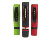 360° 10 SMD + 3W LED Cordless Lithium-ion  Rechargeable Inspection Lamp