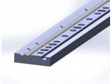Support and Foundation Rails