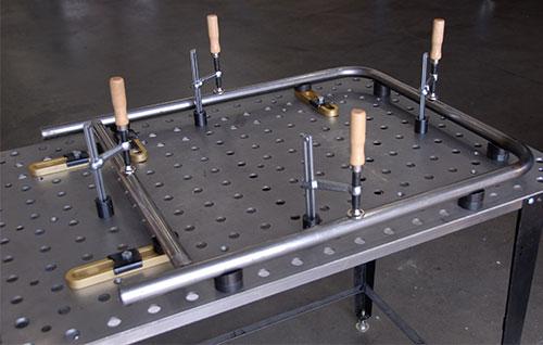 Fixturepoint Welding Table